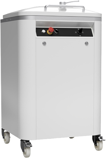 Гидравлический тестоделитель (пресс для масла) APACHPBA - 1