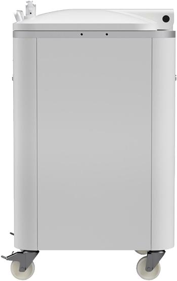 Гидравлический тестоделитель APACHSQSA80 - 3